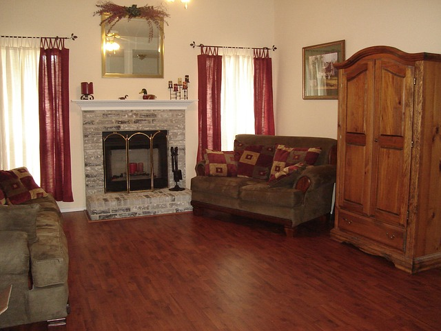 Flooring in the House