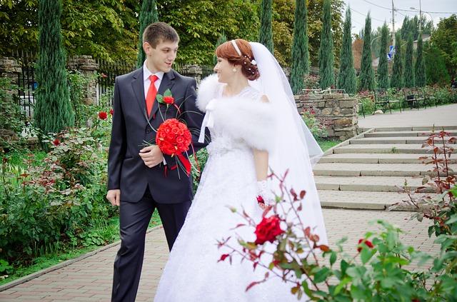 Latest Wedding Fashion Trends