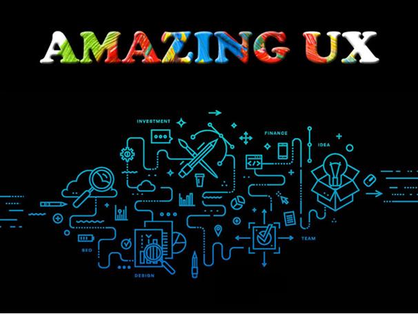 10. Amazing UX