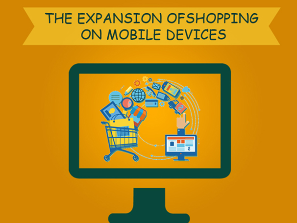 The expansion of shopping on mobile devices