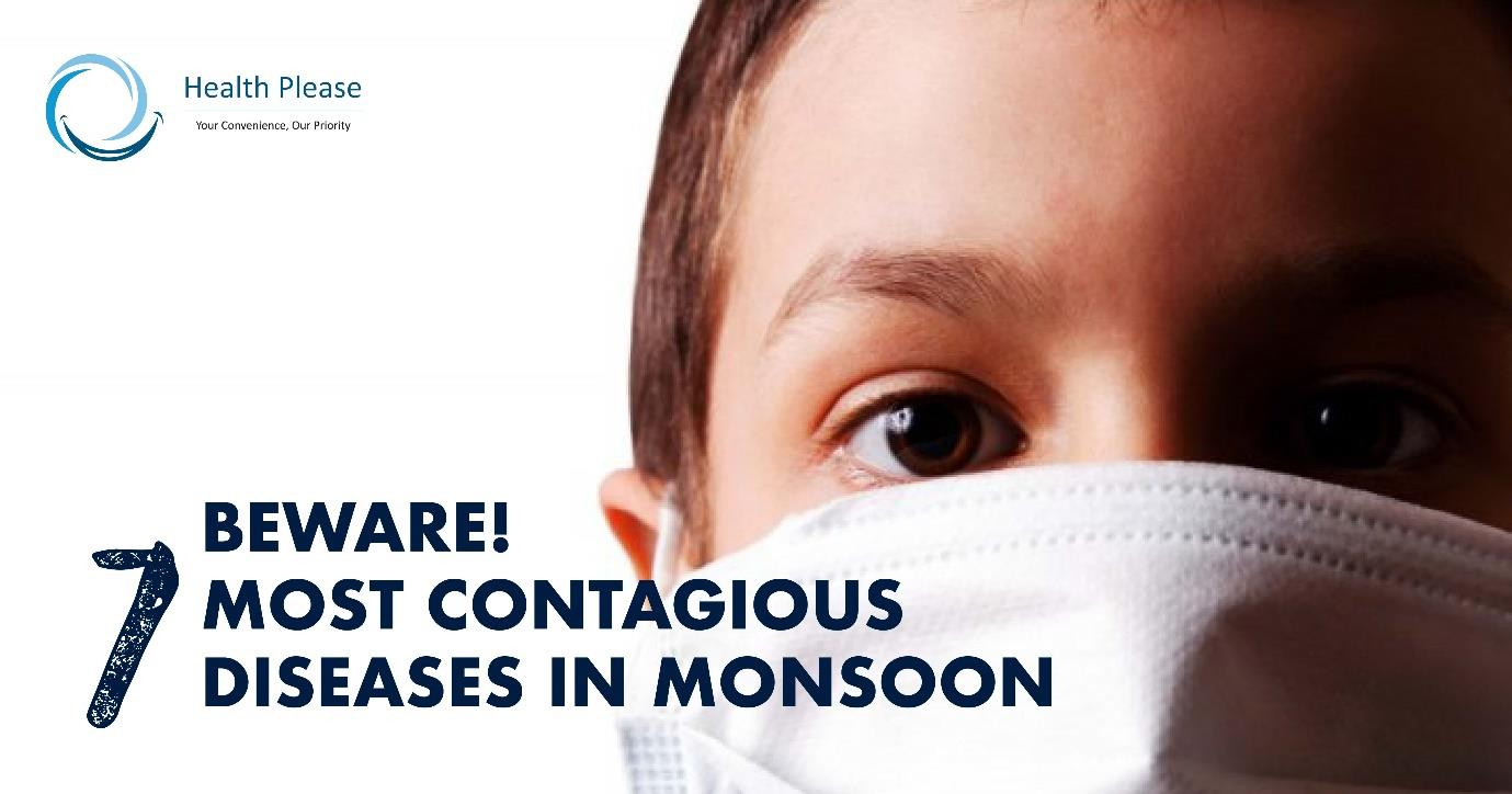 7 Most Contagious Diseases During Monsoon - 1 Webs ...